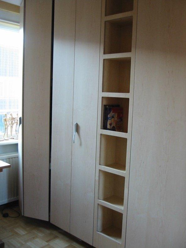 Kast onder trap meubelmaker in amsterdam for Meubelmaker amsterdam