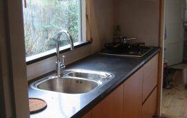 keuken met granieten blad