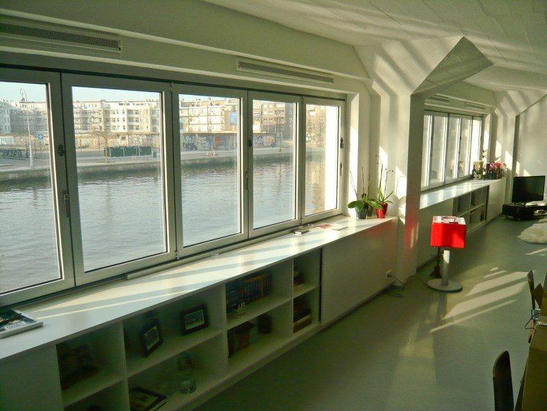 Raamkast meubelmaker in amsterdam for Meubelmaker amsterdam