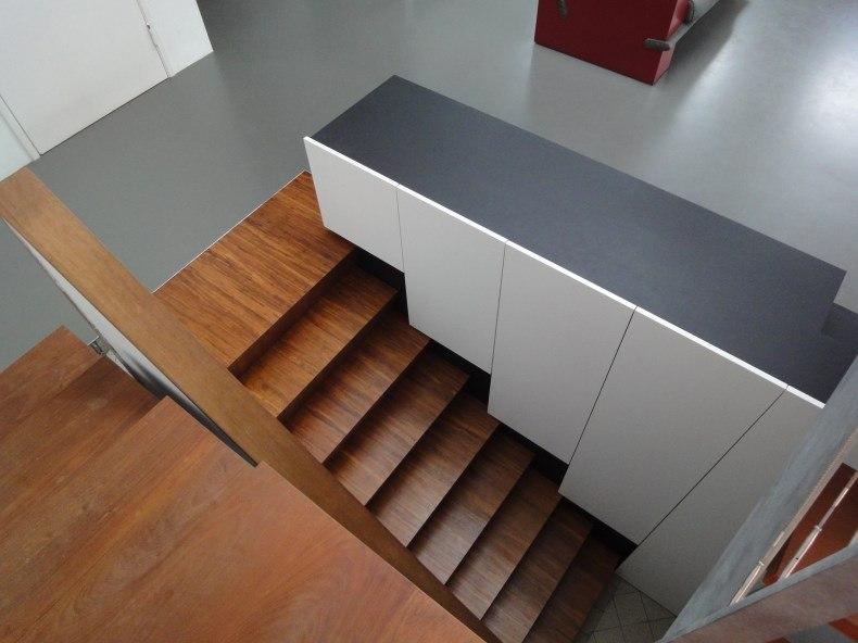 Trapkast meubelmaker in amsterdam for Meubelmaker amsterdam