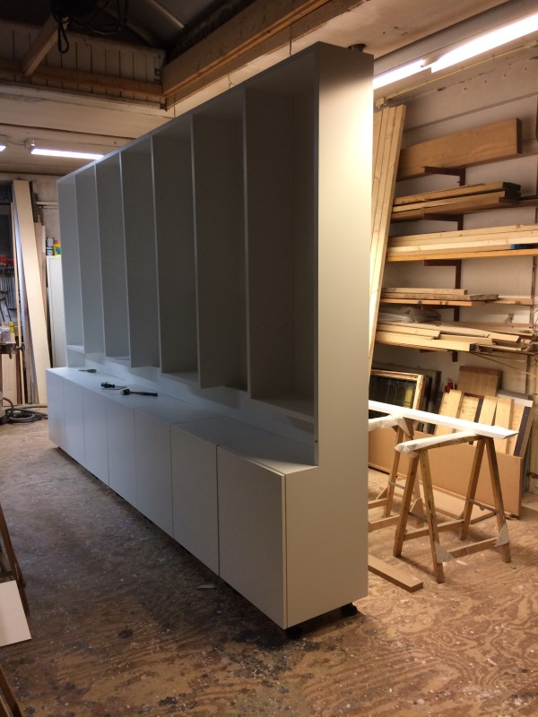 Wandkast meubelmaker in amsterdam for Meubelmaker amsterdam